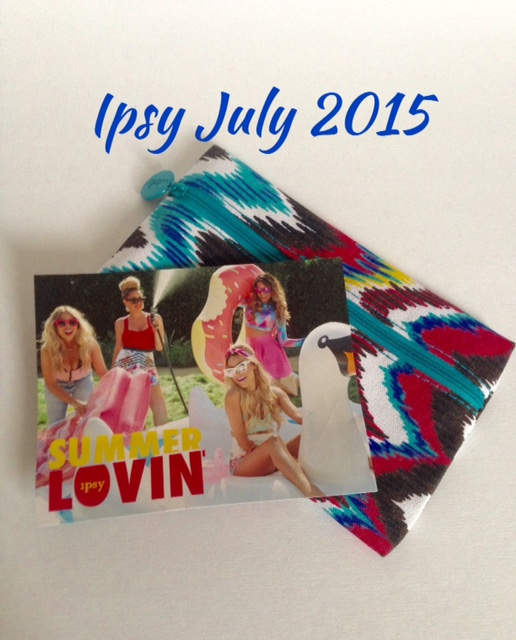 Ipsy July 2015