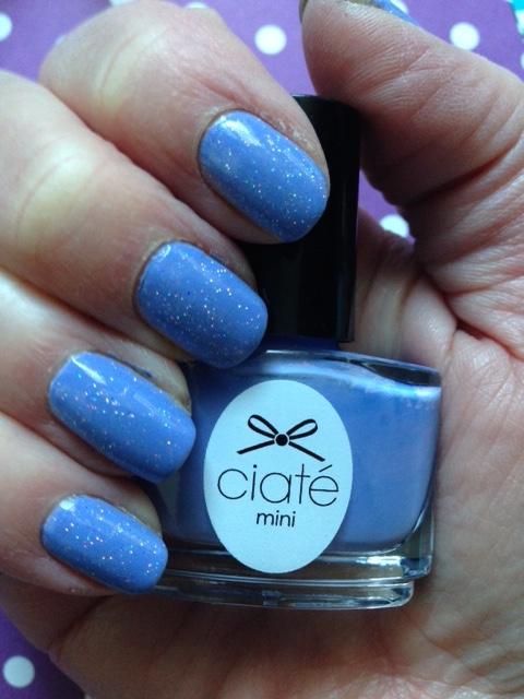 Fairy Princess Nails with Ciate Double Bubblegum & China Glaze Fairy ...