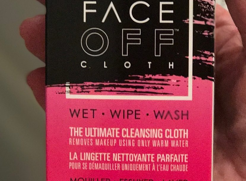 Faceoff Makeup Removing Cloth An Easy Effective Way To Remove My