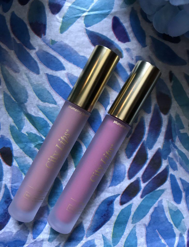 deux tubes de City Lips Matte, neversaydiebeauty.com