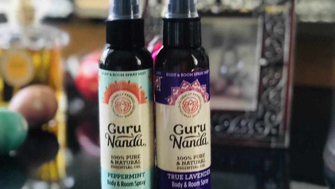 New Guru Nanda Body Room Sprays Never Say Die Beauty