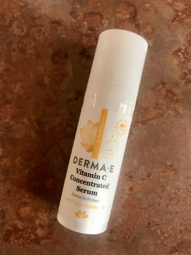 bottle Derma E Vitamin C Concentrated Serum