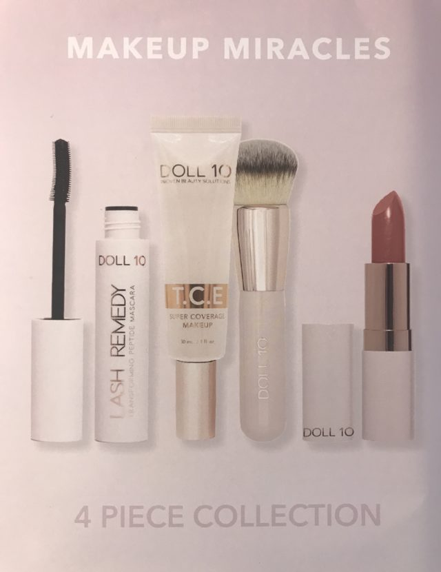 Doll 10 Beauty Makeup Miracles Collection – Never Say Die Beauty