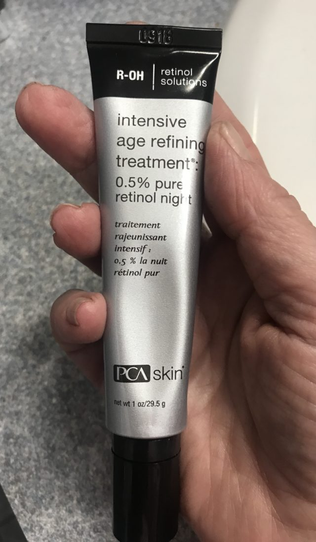 PCA Skin Intensive Age Refining Treatment 0.5% Retinol Serum