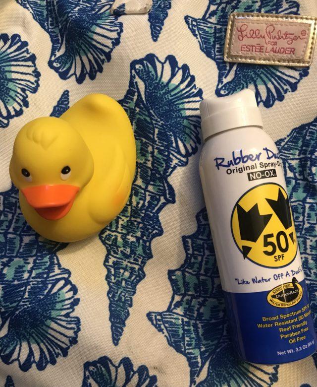 More from Rubber Ducky: Original Spray-Dry No-OX SPF 50