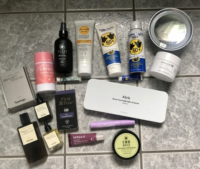 Beauty Favorites from the First Half of 2021