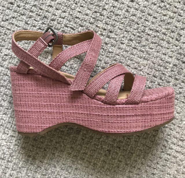 My Cute But Dangerous New Platform Sandals
