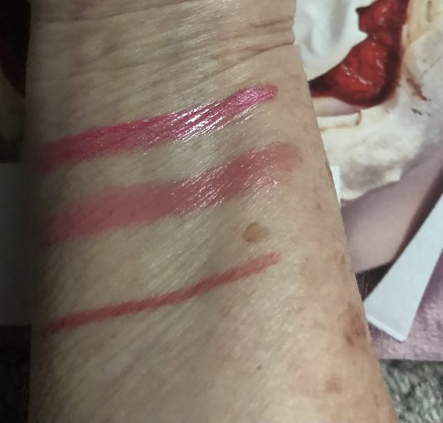 Sorme Treatment Cosmetics Lip Products: Lip Rescue, LipThick & Smearproof Lipliner