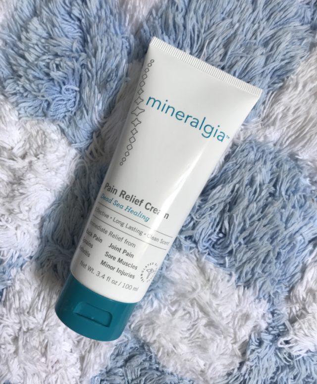 Mineralgia Pain Relief Cream for My Bruises