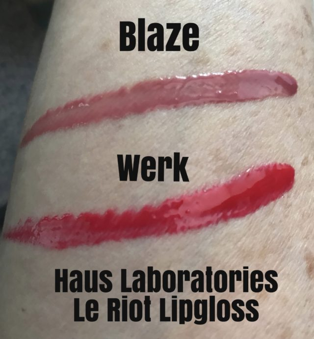 Haus Laboratories Le Riot Lipgloss – Never Say Die Beauty