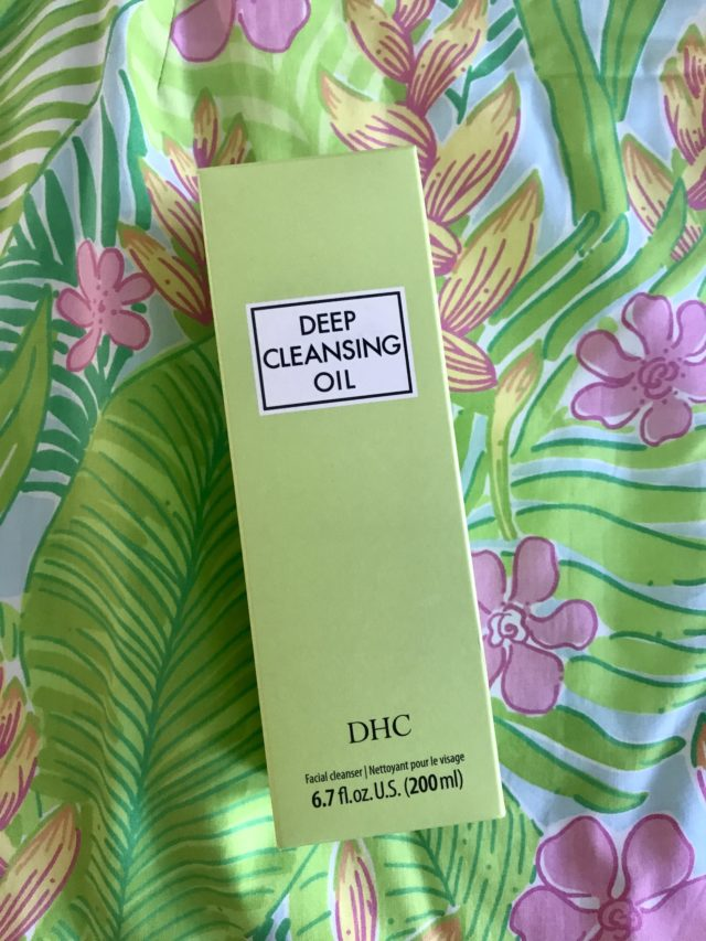 DHC Skincare's Iconic Product, Deep Cleansing Oil – Never Say Die Beauty