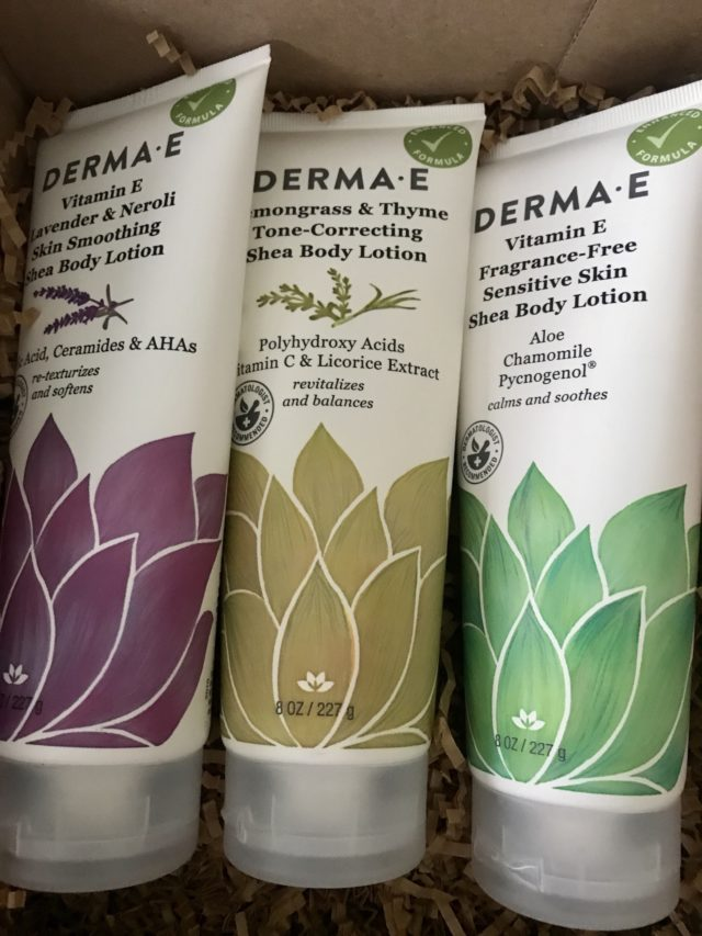 Lots of Shea Butter Body Creams from Derma E! – Never Say Die Beauty